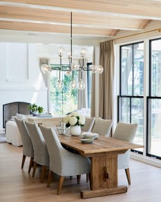 Best Modern Dining Room Decoration Ideas31