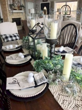 Stunning Country Dining Room Design Ideas16