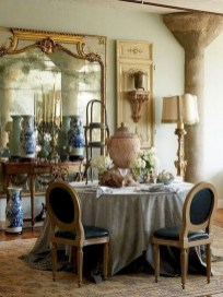 Stunning Country Dining Room Design Ideas23