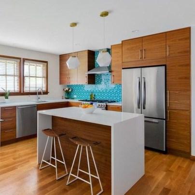 Amazing Modern Mid Century Kitchen Remodel07