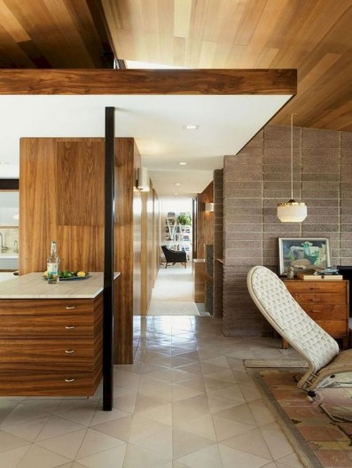 Amazing Modern Mid Century Kitchen Remodel10