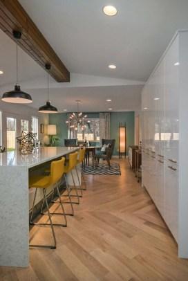 Amazing Modern Mid Century Kitchen Remodel37