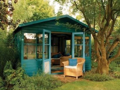 Awesome Comfy Backyard Studio Ideas22