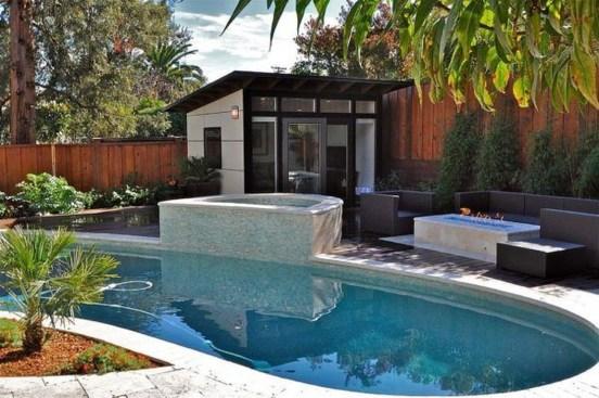 Awesome Comfy Backyard Studio Ideas29