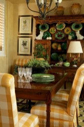 Awesome Country Dining Room Table Decor Ideas23