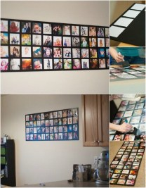 Awesome Creative Collage Apartment Decoration03