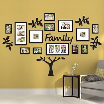 Awesome Creative Collage Apartment Decoration07