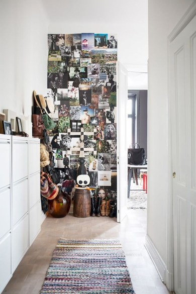Awesome Creative Collage Apartment Decoration09