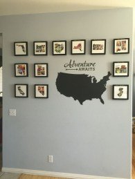 Awesome Creative Collage Apartment Decoration13