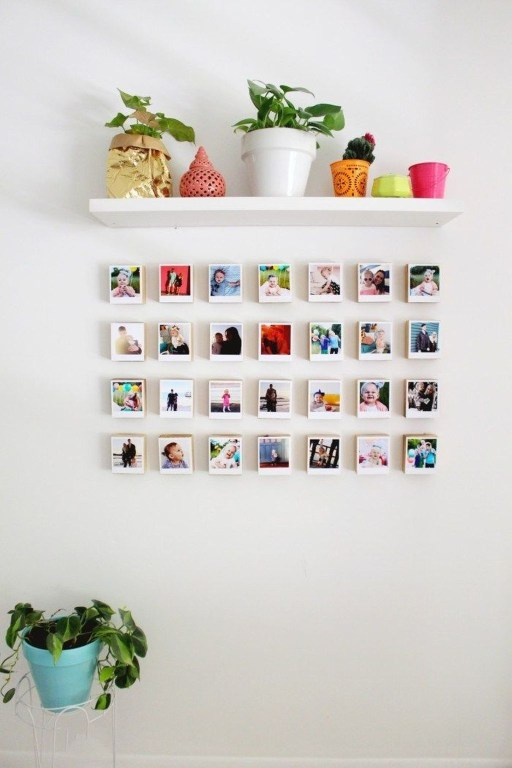 Awesome Creative Collage Apartment Decoration18