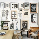 Awesome Creative Collage Apartment Decoration38