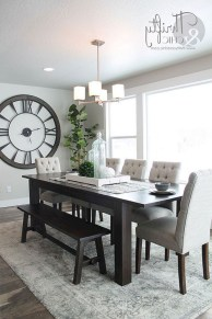 Awesome Dining Room Table Decor Ideas14