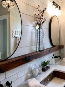 Best Farmhouse Bathroom Remodel02