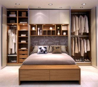 Lovely Bedroom Storage Ideas16