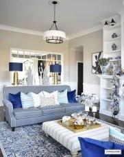 Luxurious And Elegant Living Room Design Ideas03