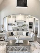 Luxurious And Elegant Living Room Design Ideas04