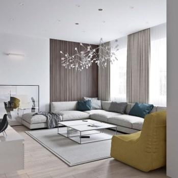 Luxurious And Elegant Living Room Design Ideas08