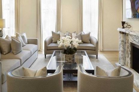 Luxurious And Elegant Living Room Design Ideas13