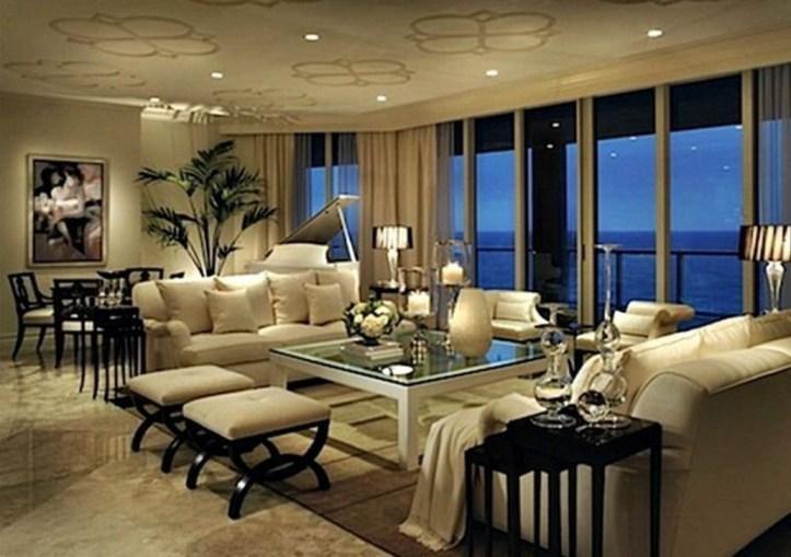 Luxurious And Elegant Living Room Design Ideas27