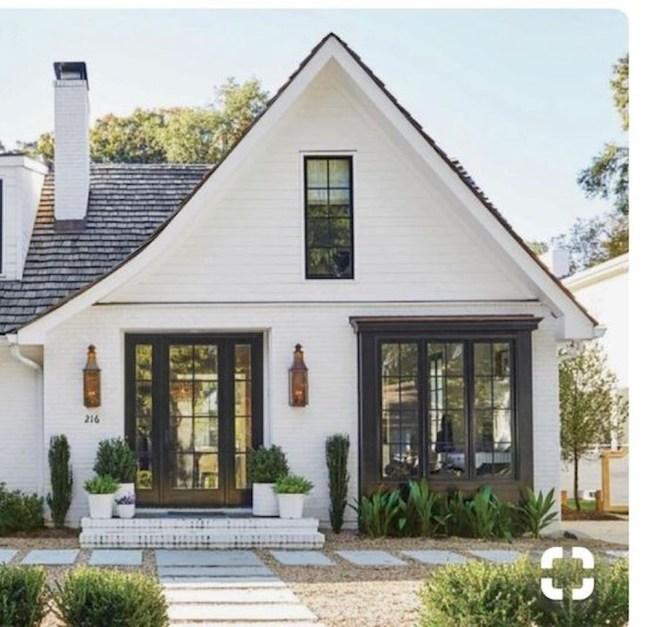 Marvelous Farmhouse Exterior Design Ideas04