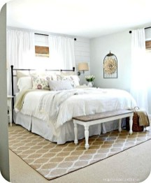 Modern Bedroom For Farmhouse Design02