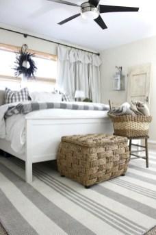 Modern Bedroom For Farmhouse Design08
