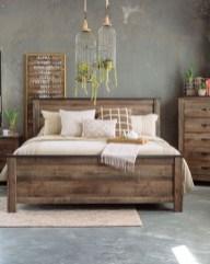 Modern Bedroom For Farmhouse Design23