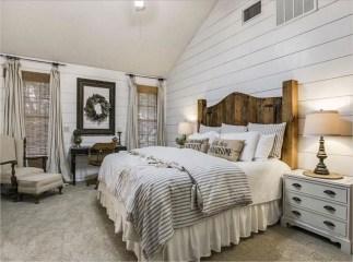 Modern Bedroom For Farmhouse Design25