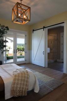 Modern Bedroom For Farmhouse Design28