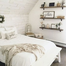 Modern Bedroom For Farmhouse Design34