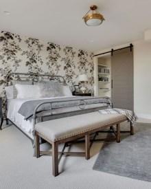 Modern Bedroom For Farmhouse Design35