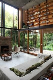 Modern Glass Wall Interior Design Ideas31