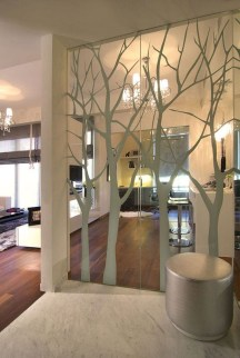 Modern Glass Wall Interior Design Ideas33