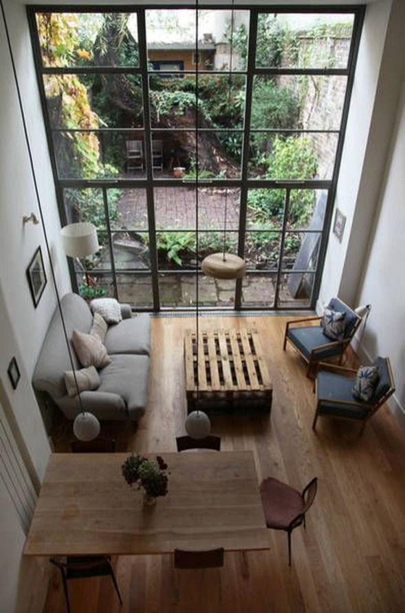 Modern Glass Wall Interior Design Ideas37