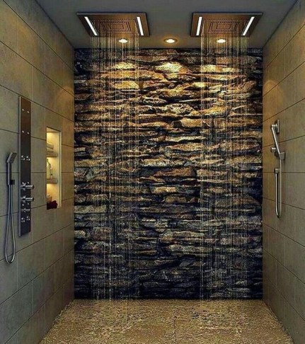 Simple Stone Bathroom Design Ideas04