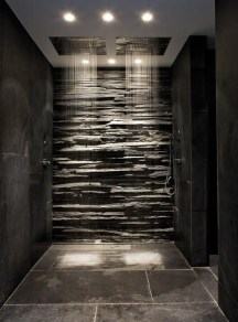 Simple Stone Bathroom Design Ideas09