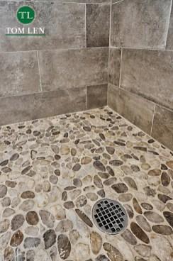 Simple Stone Bathroom Design Ideas22