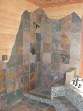 Simple Stone Bathroom Design Ideas42