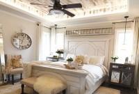 Smart Modern Farmhouse Style Bedroom Decor48