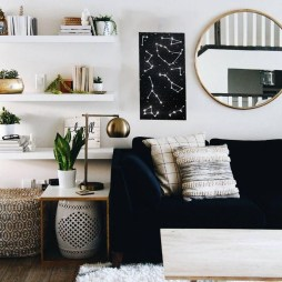 Smart Small Living Room Decor Ideas21