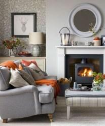 Stunning Cozy Living Room Design20