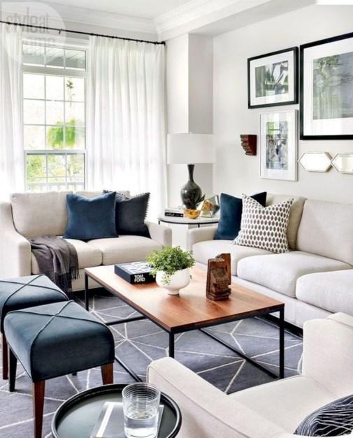 Stunning Cozy Living Room Design49