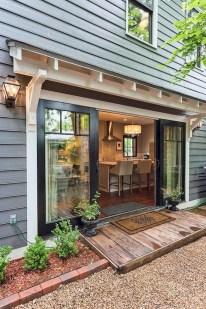 Top Modern Farmhouse Exterior Design30