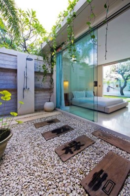 Amazing Outdoor Bathroom Design Ideas15