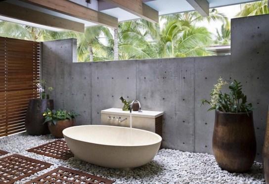Amazing Outdoor Bathroom Design Ideas26