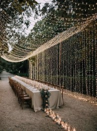 Amazing Wedding Decor Inspiration For Outdoor Party14