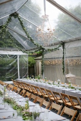 Amazing Wedding Decor Inspiration For Outdoor Party15