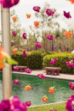 Amazing Wedding Decor Inspiration For Outdoor Party26