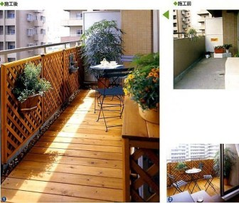 Awesome Small Balcony Ideas For Apartment12