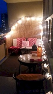 Awesome Small Balcony Ideas For Apartment37